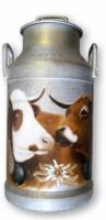 bidon lait vaches abondance tarine boutique savoy. Black Bedroom Furniture Sets. Home Design Ideas